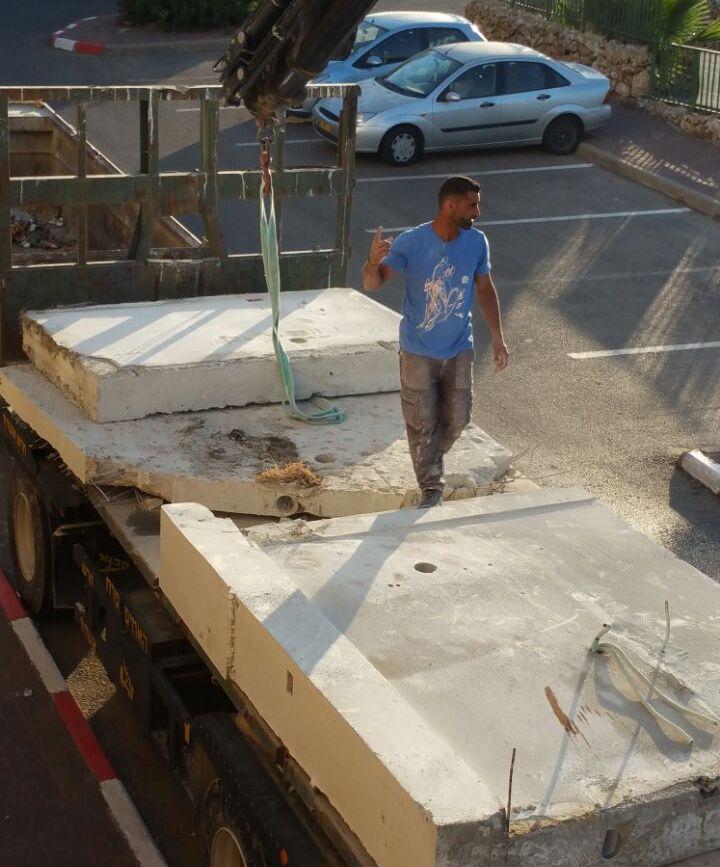 עבודות בטון באשדוד
